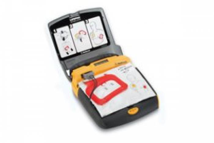 LIFEPAK CR Plus Defibrillator Vollautomat